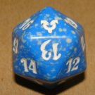 Life Counter Die - NM - Blue/White - Avacyn Restored - Magic the Gathering