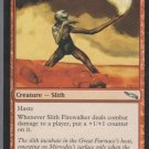 Slith Firewalker - NM - Mirrodin - Magic the Gathering