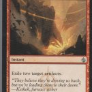 Into the Core - NM - Mirrodin Besieged - Magic the Gathering