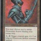 Flowstone Armor - VG - Nemesis - Magic the Gathering