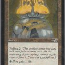Rejuvenation Chamber - VG - Nemesis - Magic the Gathering