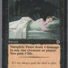 Vampiric Feast - Good - Portal - Magic the Gathering