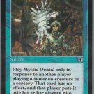 Mystic Denial - Good - Portal - Magic the Gathering