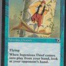 Ingenious Thief - Good - Portal - Magic the Gathering