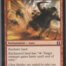Racecourse Fury - VG - Return to Ravnica- Magic the Gathering
