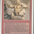 Earth Elemental - VG - Revised- Magic the Gathering