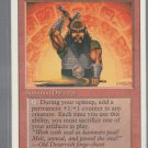 Dwarven Weaponsmith - VG - Revised- Magic the Gathering