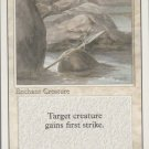 Lance - VG - Revised- Magic the Gathering