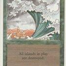 Tsunami - VG - Revised- Magic the Gathering