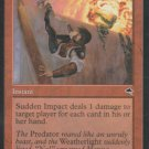 Sudden Impact - VG - Tempest - Magic the Gathering