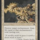 Serene Offering - VG - Tempest - Magic the Gathering