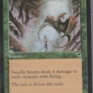 Needle Storm - VG - Tempest - Magic the Gathering