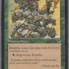 Krakilin - Good - Tempest - Magic the Gathering