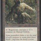 Matopi Golem - VG - Visions - Magic the Gathering