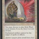 Relic Ward - VG - Visions - Magic the Gathering