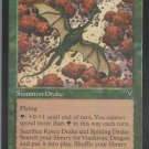 Kyseu Drake - VG - Visions - Magic the Gathering