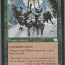 Arctic Wolves - VG - Weatherlight - Magic the Gathering