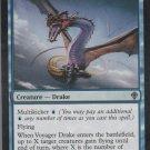 Voyager Drake - VG - Worldwake - Magic the Gathering