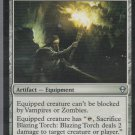 Blazing Torch - VG - Zendikar - Magic the Gathering