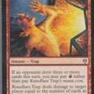 Runeflare Trap - VG - Zendikar - Magic the Gathering