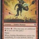 Goblin Ruinblaster - VG - Zendikar - Magic the Gathering