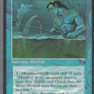 River Merfolk - Good - Fallen Empires - Magic the Gathering