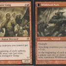 Instigator Gang/Wildblood Pack - NM - Innistrad - Magic the Gathering