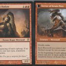 Kruin Outlaw / Terror of Kruin Pass - NM - Innistrad - Magic the Gathering