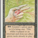 Deathgrip - NM - Revised- Magic the Gathering