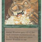 Rabid Wombat - NM - Chronicles - Magic the Gathering