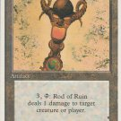 Rod of Ruin - VG - 4th Edition - Magic the Gathering