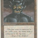 Obsianus Golem - VG - 4th Edition - Magic the Gathering