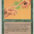 Instill Energy - Good - 4th Edition - Magic the Gathering