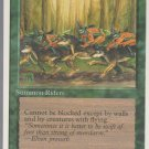 Elven Riders - VG - 4th Edition - Magic the Gathering