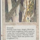 Angry Mob - VG - 4th Edition - Magic the Gathering