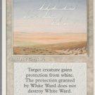 White Ward - VG - 4th Edition - Magic the Gathering