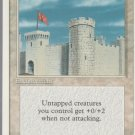 Castle - VG - 4th Edition - Magic the Gathering
