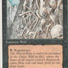 Wall of Bone - VG - 4th Edition - Magic the Gathering