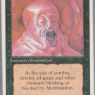 Abomination - VG - 4th Edition - Magic the Gathering