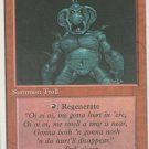 Uthden Troll - VG - 4th Edition - Magic the Gathering