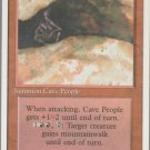 Cave People - VG - 4th Edition - Magic the Gathering