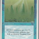 Sunken City - VG - 4th Edition - Magic the Gathering