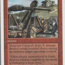 Dwarven Catapult - VG - 5th Edition - Magic the Gathering