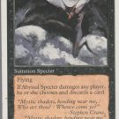 Abyssal Specter - VG - 5th Edition - Magic the Gathering