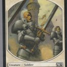 Soldier - NM - Magic 2012 - Magic the Gathering