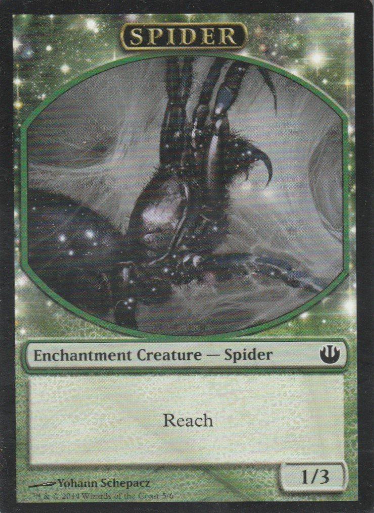 Spider - NM - Theros - Magic the Gathering