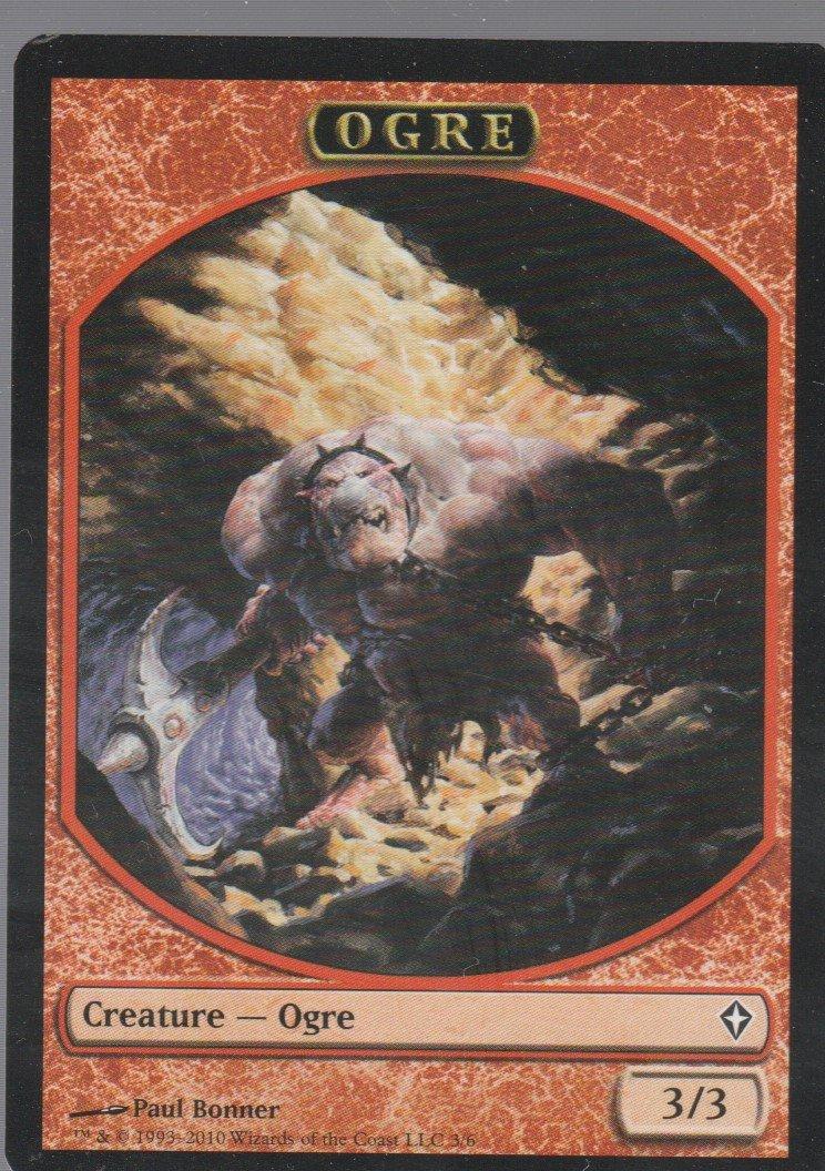 Ogre - NM - Worldwake - Magic the Gathering
