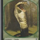 Snake - NM - Zendikar - Magic the Gathering