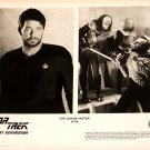 "STAR TREK : NEXT GENERATION : Show 140 ""The Icarus Factor"" publicity items"