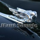 JBURTPHOTOS Original 8x10 Photographic Print of a 1941 Cadillac Car Hood Ornament